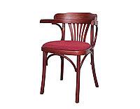 Кресло из дерева Rosa Lux КМФ 120-01-2, тон на выбор