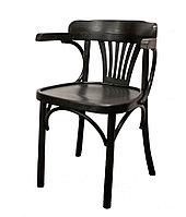 """Кресло деревянное """"Роза"""" (КМФ 120-2), тон на выбор"""