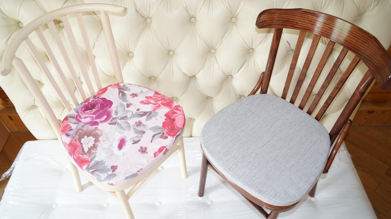 Мягкая подушка для стула - фото 1