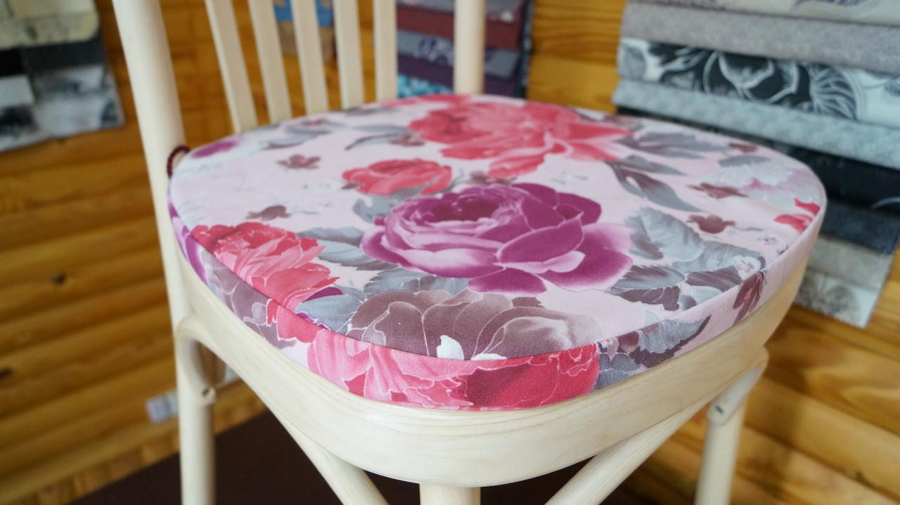 Мягкая подушка для стула - фото 4