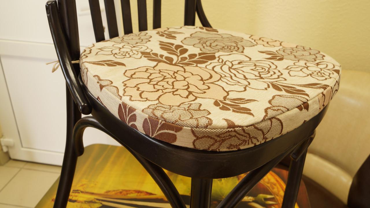 Мягкая подушка для стула - фото 7