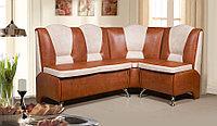 """Кухонный угловой диван с нишами для хранения """"Ладога-5"""""""