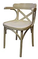 Кресло из дерева Ирландия Роза (КМФ 120-2-х) выбор цвета