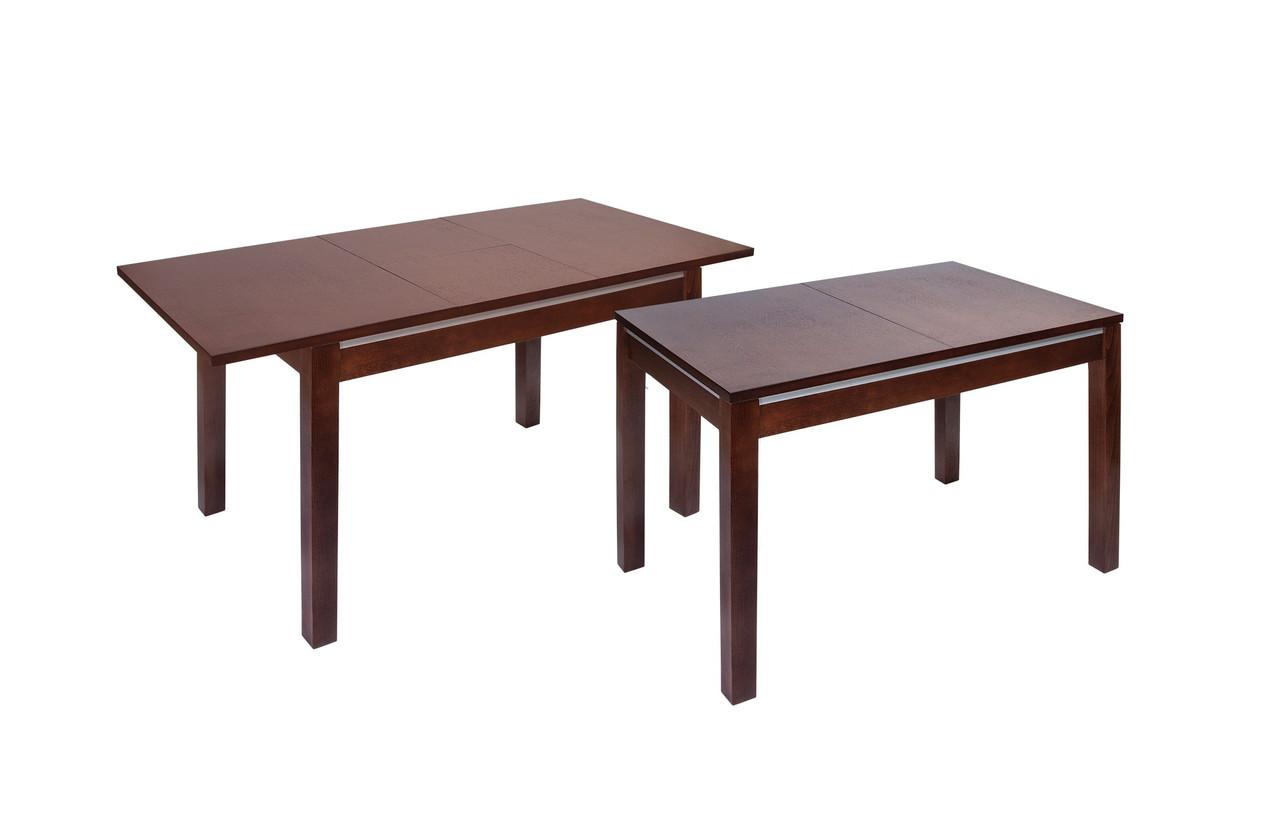 Стол обеденный Жасмин Б 850х1600(2050)(2500)х750 - фото 1