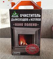 Очиститель дымоходов и котлов «НАНО ПОЛЕНО»
