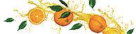 Апельсиновый взрыв скинали МДФ 2800х610х6