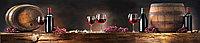 Скинали Урожай вина   2800х610х6 МДФ
