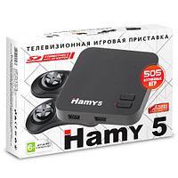 Игровая приставка SEGA-Dendy Hamу 5 Classic 505 игр