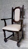 Кресло из массива дуба МД-57-03.1