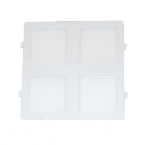 Светильник светодиодный LED ДВО KOMBI 24w 200x200x23 IP20 MEGALIGHT