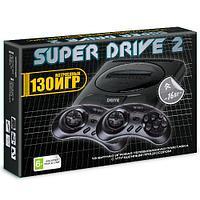 Игровая приставка SEGA Super Drive 2 Classic 130 игр