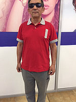 Красная Рубашка-поло все размеры, фото 1