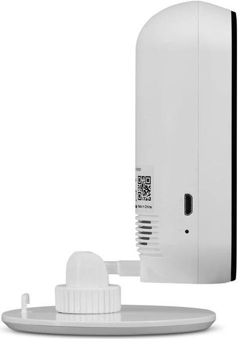 Внутренняя Wi-Fi IP мини камера со звуком и записью на карту памяти JIMI JH06