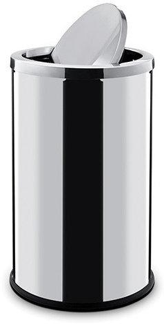 Контейнер для мусора ALDA с вращающейся крышкой 45 литров серия SWING (Глянцевая), фото 2