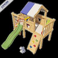 Детская игровая кровать-чердак Винни, фото 1