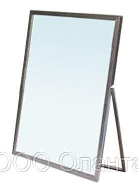 Зеркало напольное для обуви (530х750 мм) алюминий арт. ST06