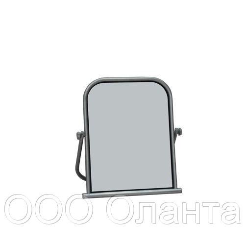 Зеркало напольное для обуви (400х500 мм) серебро арт. 1318-1