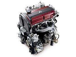 Двигатели для Митсубиси Лансер