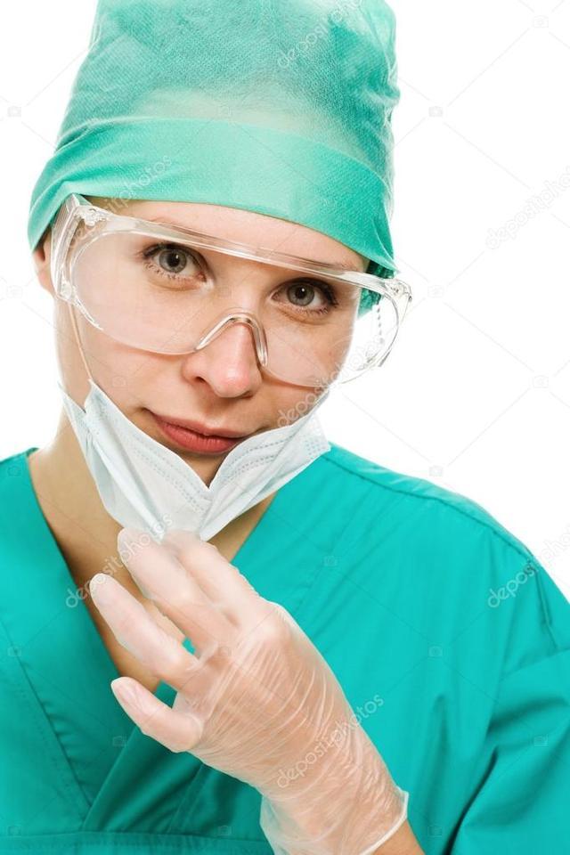 хирургические защитные очки