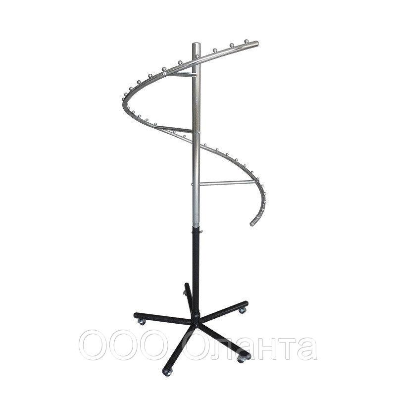 Вешало-стойка для одежды Змейка арт. ST307