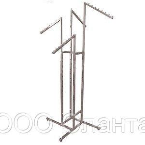Вешало-стойка комбинированная четырехсторонняя арт. E4W-D