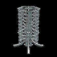 Стойка для очков настольная поворотная (60 мест) арт. Соч2