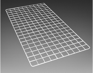 Сетка одинарная 1000х1500 мм арт.од/к100х150