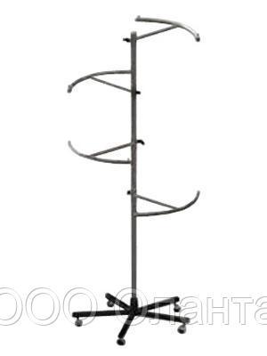 Вешало-стойка четырехсекторная арт. ST014