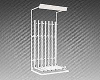 Стойка-листалка для межкомнатных дверей на 7 мест арт. СД7