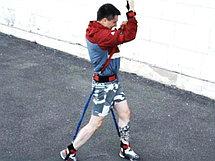 Тренажер Fight Belt (Файт белт) Бойцовский пояс - новая версия. Тренажер для отработки ударов , фото 3