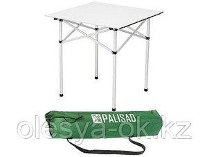 Стол складной 700x700 мм, в чехле PALISAD Camping. 69584, фото 2
