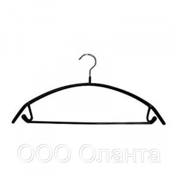 Плечики для детской одежды обрезиненные (L=300 мм) арт. 2090WE