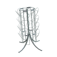 Стойка для шапок настольная 24 элемента арт. СШ3, фото 1