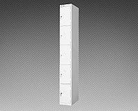 Шкаф металлический для сумок 5 ячеек (400х400х1800) арт. ШСВ-5С, фото 1