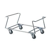 Подставка-накопитель для покупательских корзин на колесах арт. NPK3-K, фото 1