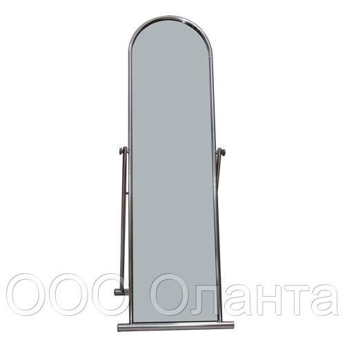 Зеркало напольное (490х1470 мм) серебро арт. MGM3041B