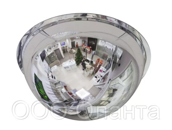 Зеркало обзорное купольное (D=600 мм) арт. ПС600