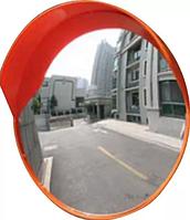 Зеркало обзорное дорожное с козырьком (D=1000 мм) арт. Д1000, фото 1