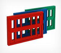 Комплект рамок пластиковых А4 на покупательскую тележку, фото 1