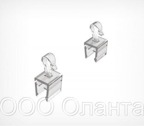 Крючок для подвешивания рамки на подвесной профиль