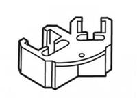 Соединитель двух рамок под углом 60 градусов