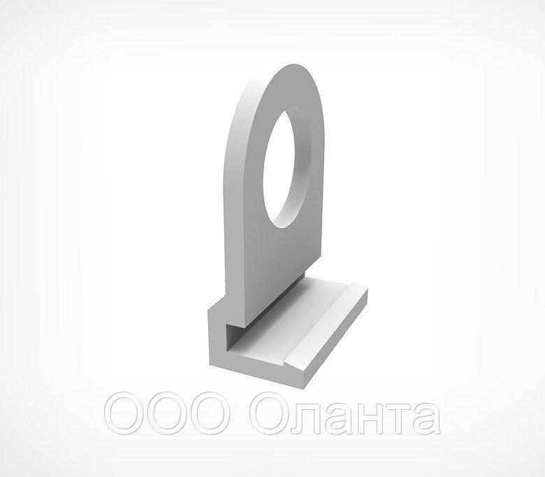 Петля CLICKER HOOK для подвешивания пластикового профиля арт.820004