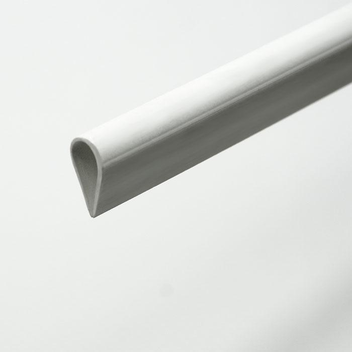 Клемм-шина для плакатов (L=600 мм) пластик арт.820001