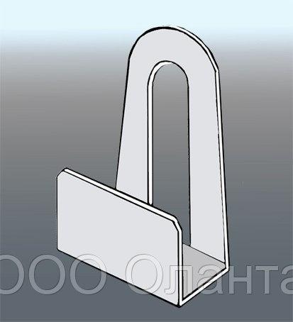Петля для подвешивания пластиковой клемм-шины арт.820002