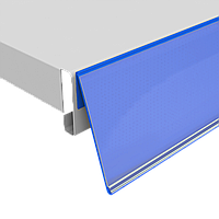 Ценникодержатель полочный самоклеящийся NO39 (L=1000 мм), фото 1