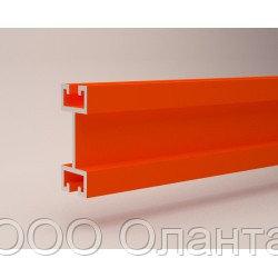 Алюминиевый профиль HIGHTRACK подвесной (L=2000 мм) крашеный арт. 200001