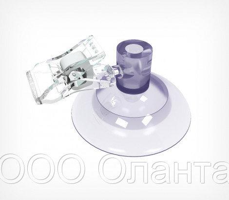 Зажим ценника на силиконовой присоске SC-CLAMP арт.400021