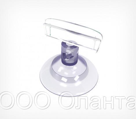 Шарнирный ценникодержатель на силиконовой присоске SC-CLIP арт.400035