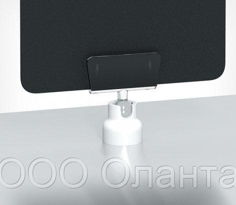 Шарнирный ценникодержатель на магнитной подставке MAG-CLIP арт.400026