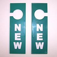 """Табличка для торгового зала """"NEW"""", фото 1"""